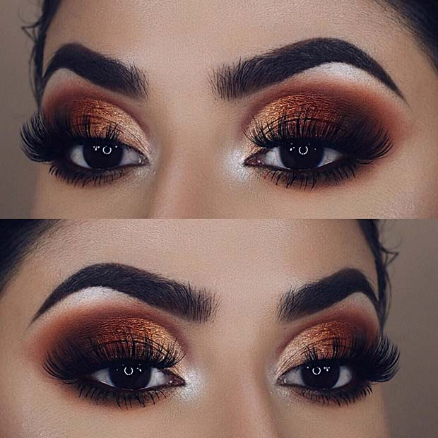 23 Stunning Prom Makeup Ideas to Enhance Your Beauty ... on Make Up Room Ideas  id=47670