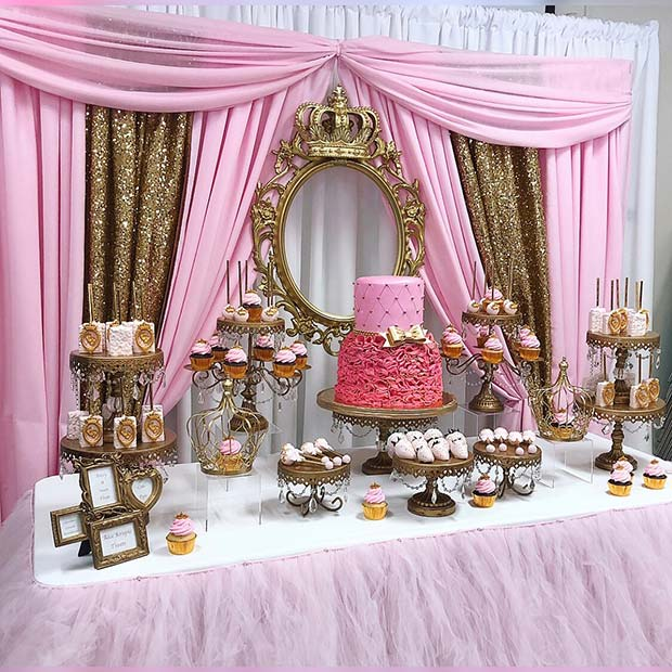 23 Imaginative Baby Shower Themes For Baby Girls Crazyforus