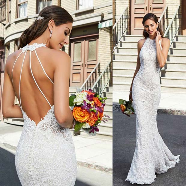21 Sexy Wedding Dresses For Confident Brides To Be Crazyforus
