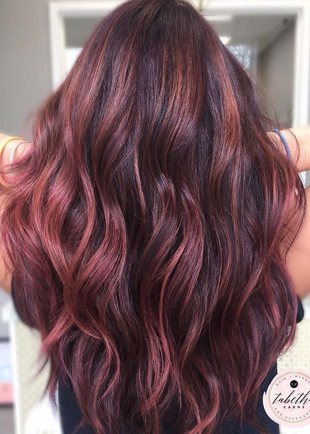23 Best Fall Hair Colors Amp Ideas For 2018 Page 2 Of 2