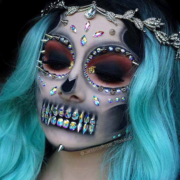 10 Most Amazing Halloween Makeup Looks We've Ever Seen