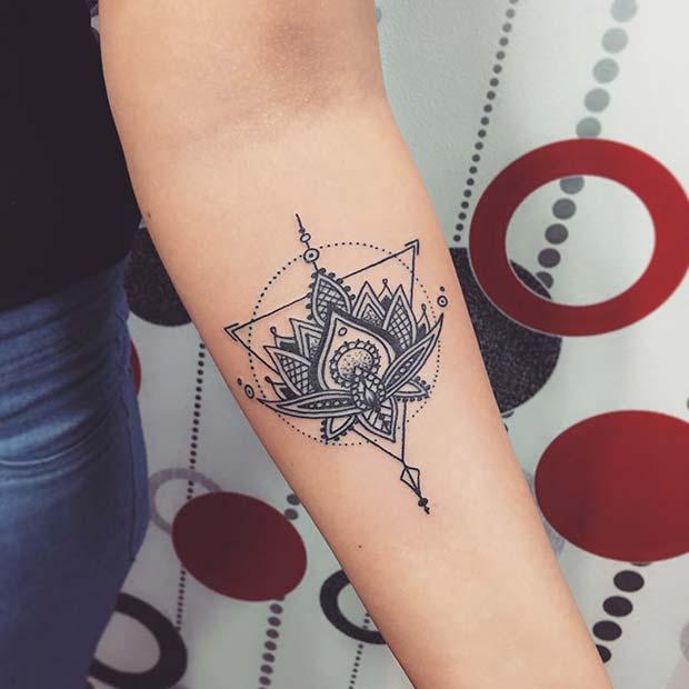 13 Triangle Tattoo Ideas That You Will Also Love Crazyforus