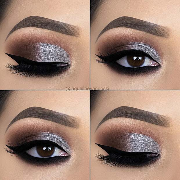 43 Glitzy Nye Makeup Ideas Page 4 Of