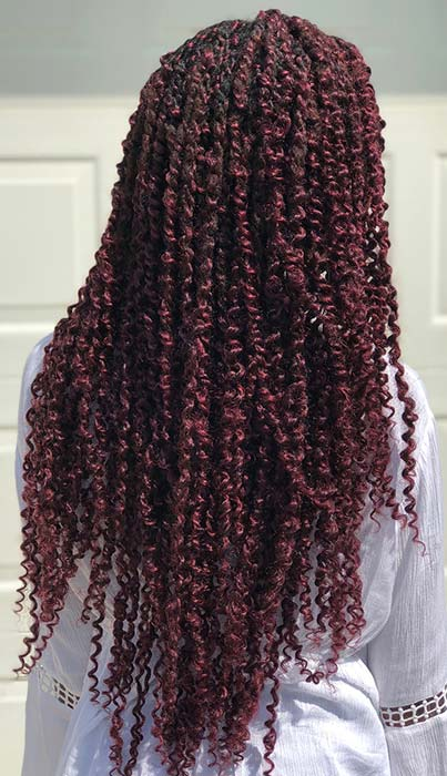 25 Gorgeous Passion Twists Hairstyles StayGlam