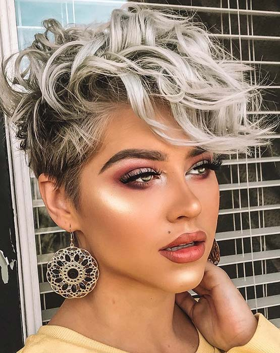 Short Haircuts For Women To Copy In 2019 Crazyforus