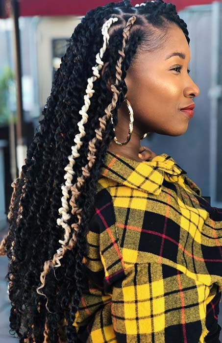 19. Statement Making Passion Twists
