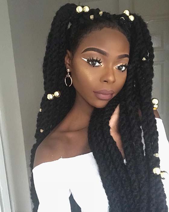 Long and Chunky Twists