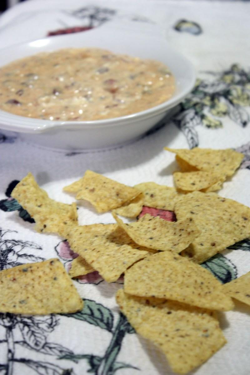 5 ingredient slow cooker rotel dip