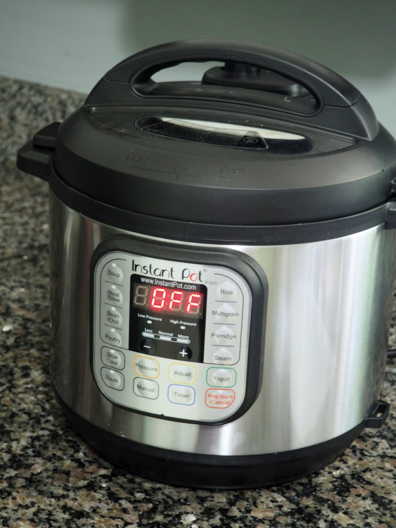 I've had my instant pot for two days now and I've made two meals in it! My favorite part? It has taken less than a hour and a half for very labor intensive crockpot recipes combined. I love it! | via Stay gold Autumn