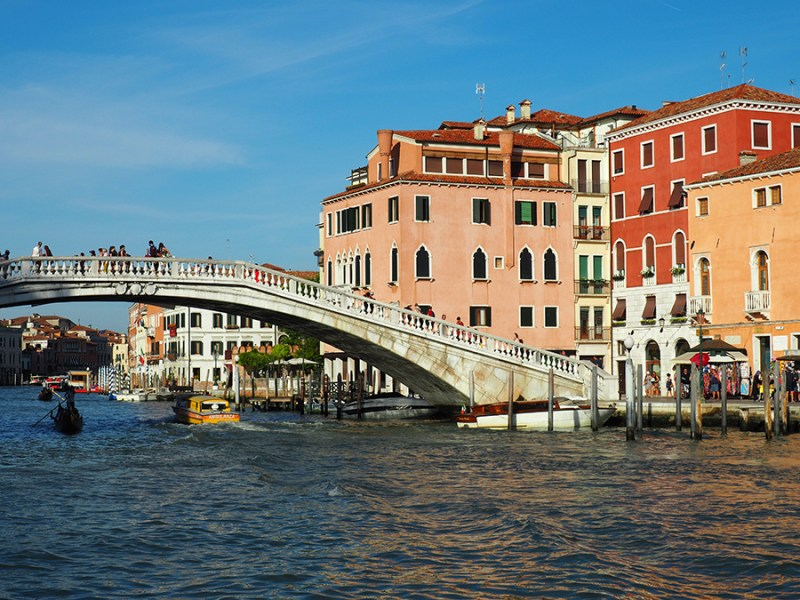 reflections on 24 hours in Venice, Italy