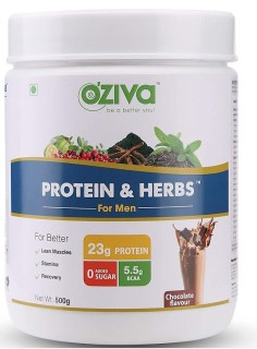 Oziva Protein and Herbs for men
