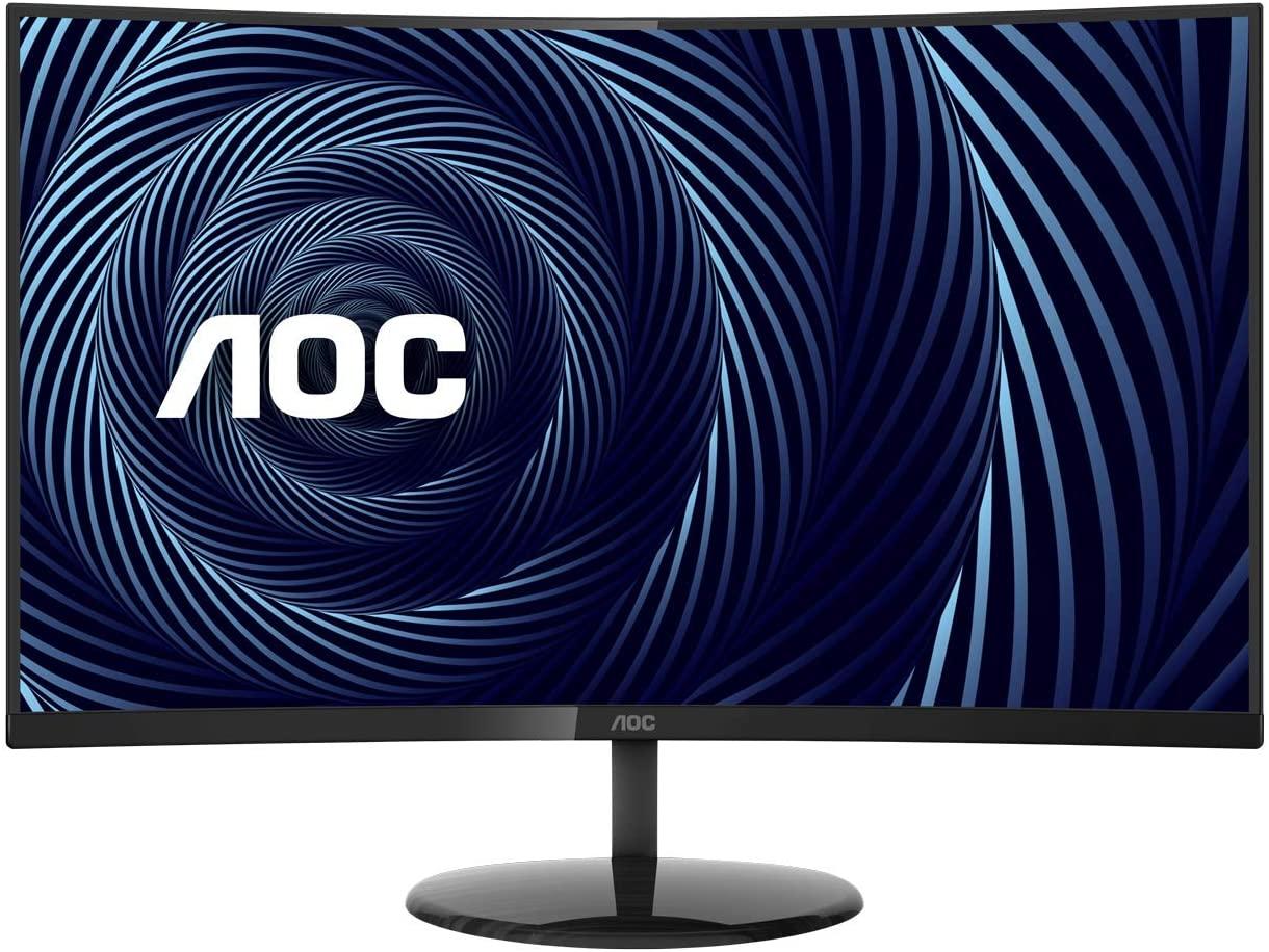 AOC CU32V3 32 Inch Super Curved Monitor