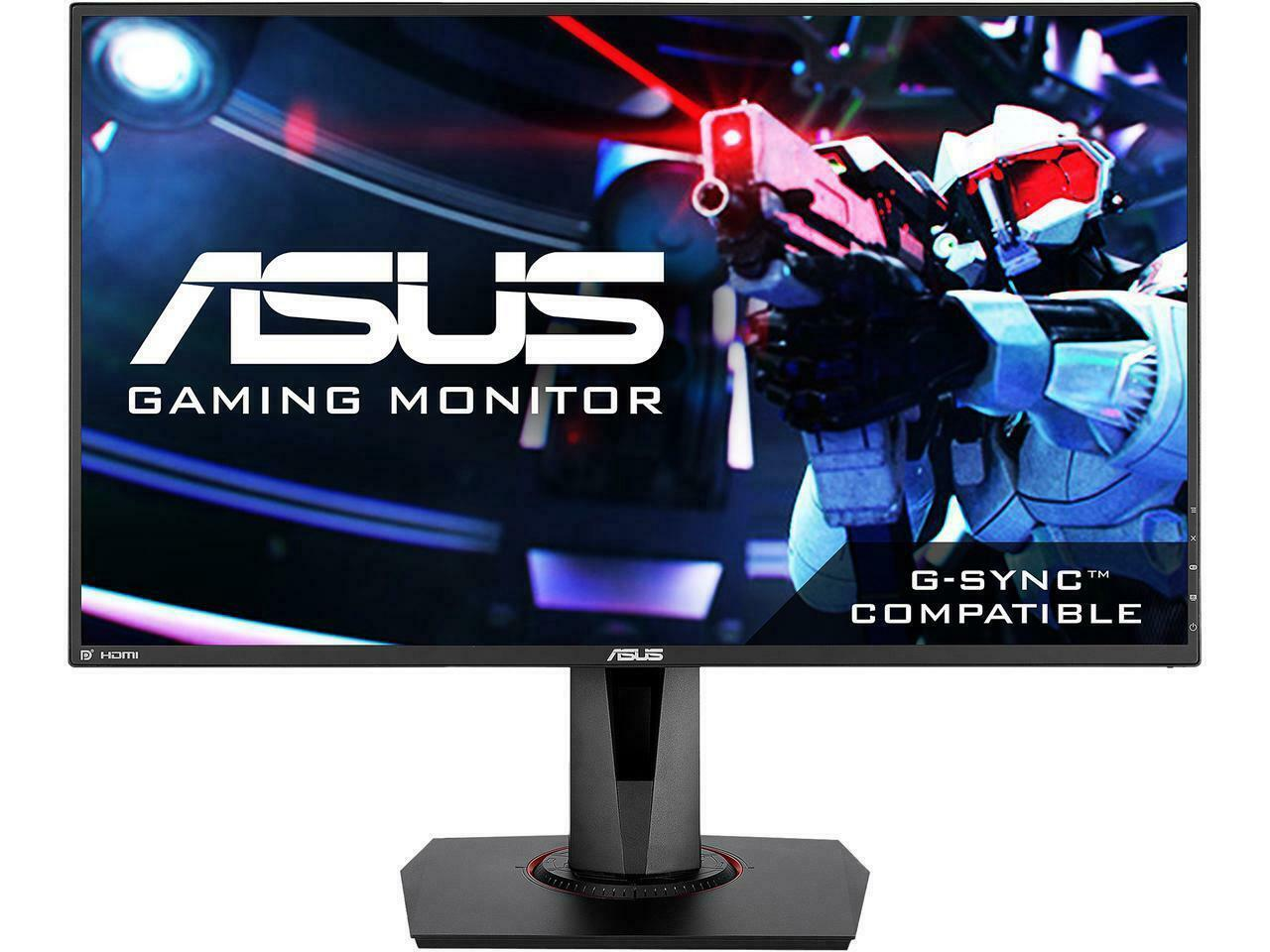 You are currently viewing Asus VG278Q 27 Inch Gaming Monitor 1ms Display Port HDMI