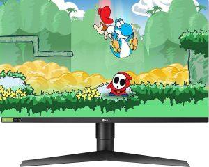 LG 27GN 850-B 27 Inch Monitor