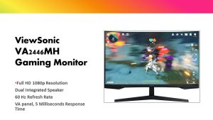 Read more about the article ViewSonic VA2446MH-LED 24 Inch Home and Office Monitor
