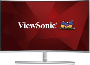 Computer Monitor-ViewSonic VX3216 scmh w 32 inch curved monitor