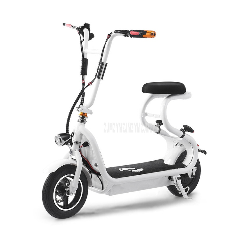 New Style Mini Electric Electric Bicycle Scooter Folable E-Scooter Instead Of Walking Adult Aluminum Alloy Bike Ebike 350W 36V