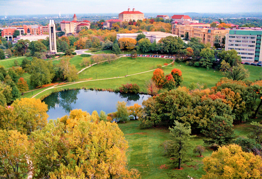 A Unique Getaway That is Unmistakably Lawrence Kansas - Staying Afloat