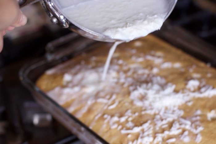 Super Easy Coconut Cake Recipe Starts With A Boxed Cake Mix