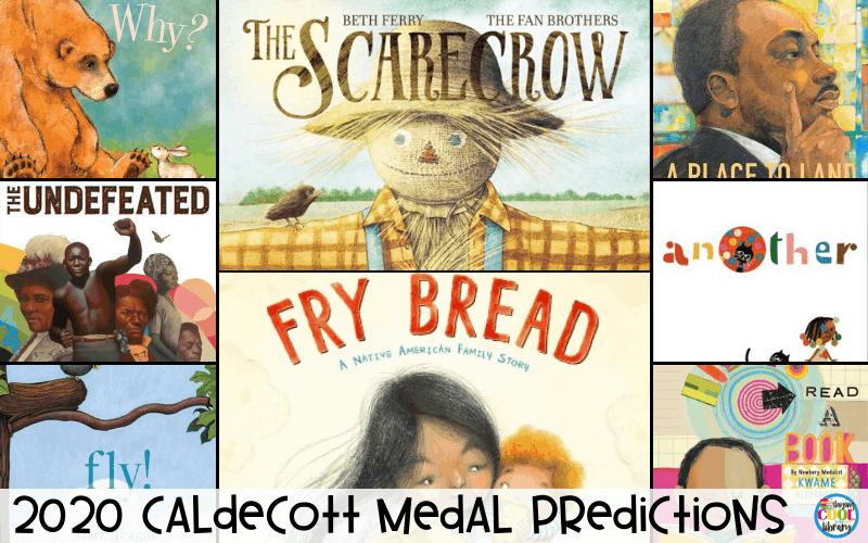 Caldecott Medal Predictions