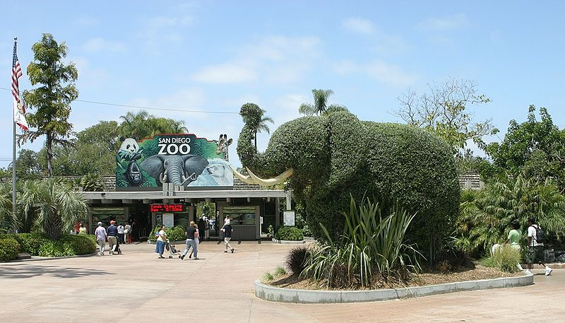 The San Diego Zoo is very close, too.