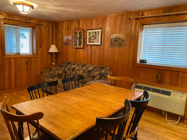 The Andrea - Kitchen & Living space - Stay In Ohiopyle