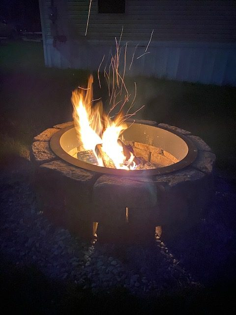 Stay In Ohiopyle - Fire pit