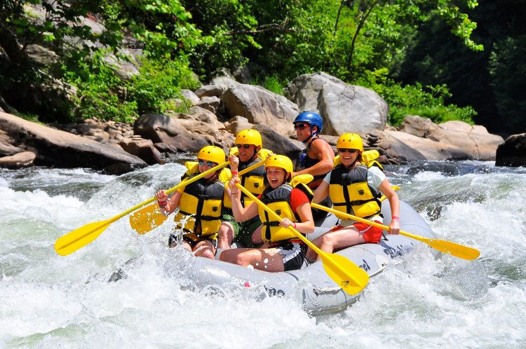 Stay In Ohiopyle - Rafting