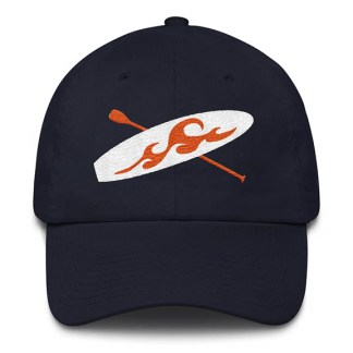 Paddle board Baseball Hat in Navy