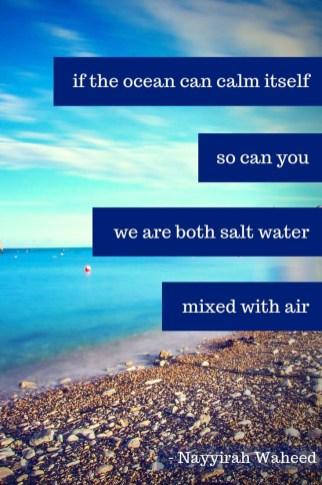 Calm Ocean - Stay Nauti