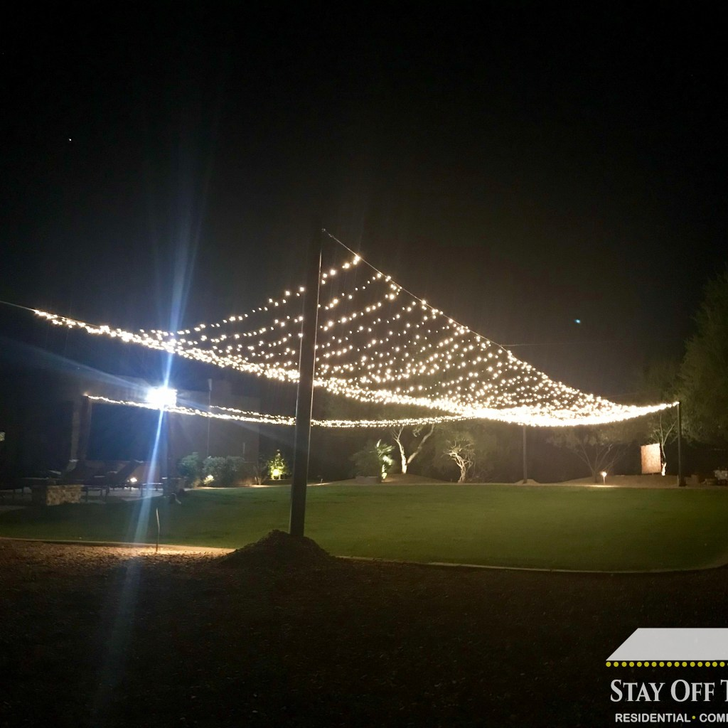 Wedding Ceremony Lighting