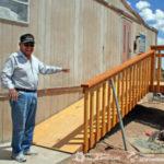new ramp for elder native american