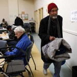 Older Homeless people
