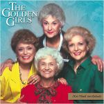 Golden Girls TV Show group shot