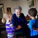 This Preschool Inside A Nursing Home Proves True Friendship Knows No Age