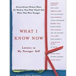 What I Know Now: Letters to My Younger Self book cover