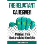 reluctant caregiver book cover