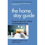 the home stay guide book cover