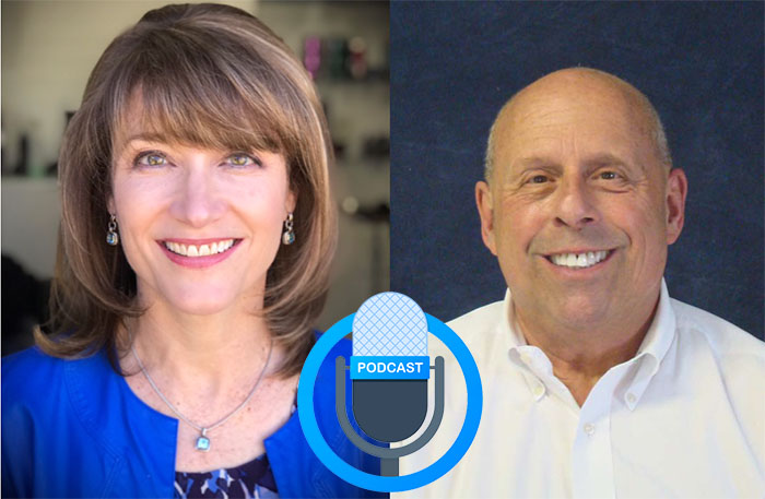 Carol Zernial & Rob Aaron of Caregiver S.O.S. On Air