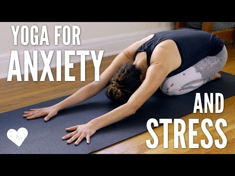 Lose weight thanks to anti-stress yoga