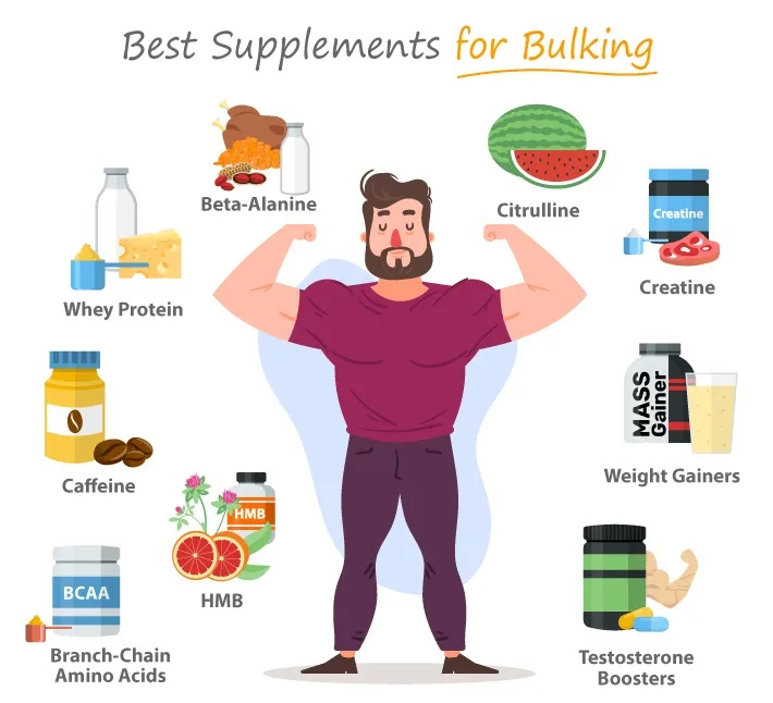 Bulking Supplements For Skinny Guys