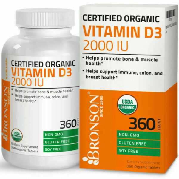 Vitamin D Boosts the Immune System