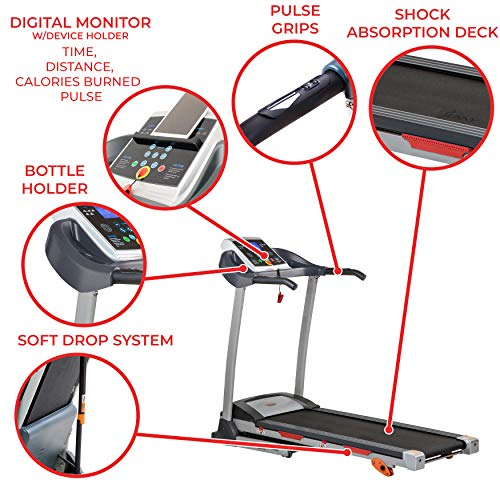 Features of Sunny Health & Fitness SF-T4400
