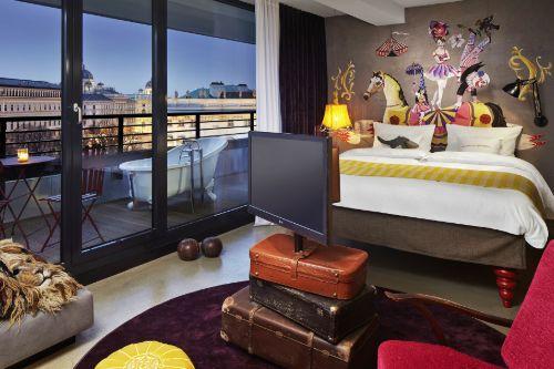 25hours hotels como marca y concepto de hoteles hibridos