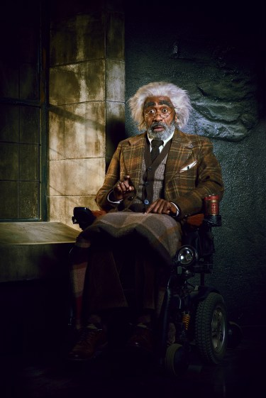 THE ROCKY HORROR PICTURE SHOW: LET'S DO THE TIME WARP AGAIN: Ben Vereen as Dr. Everett Scott in THE ROCKY HORROR PICTURE SHOW: LET'S DO THE TIME WARP AGAIN: Premiering Thursday, Oct. 20 (8:00-10:00 PM ET/PT) on FOX. ©2016 Fox Broadcasting Co. Cr: Steve Wilkie/FOX