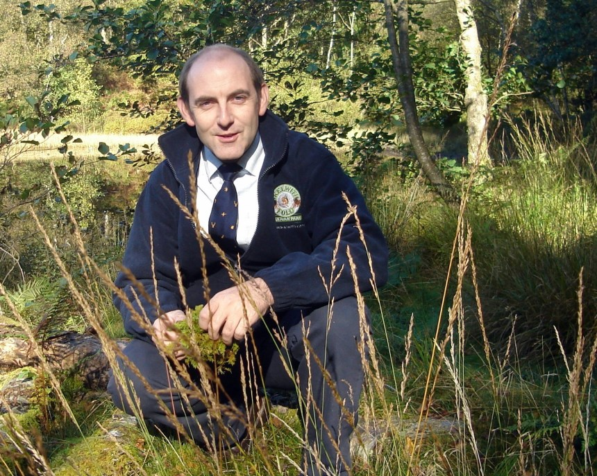 Henry Wild (above)  says Cumbria's tourism trade is in danger of being washed away by flooding