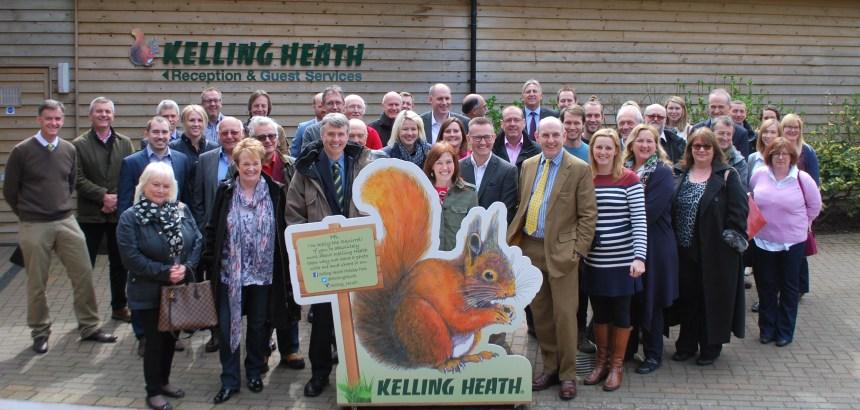 Wildlife-rich Kelling Heath