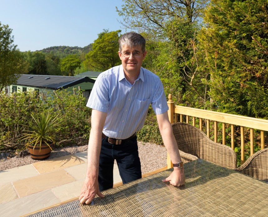 Lancashire tourism has just as sunny an outlook as Cornwall – and the beer's better, says Michael Holgate (above)