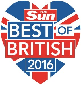 The Sun's award celebrates top British businesses