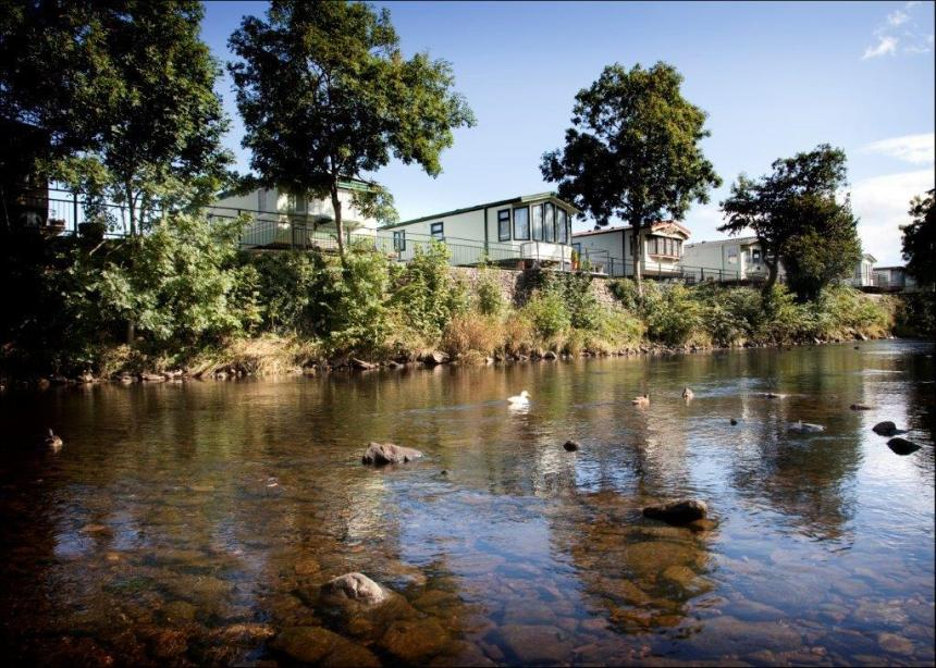 Awards just kept flowing this autumn for Riverside Caravan Park, praised for its environmental policies
